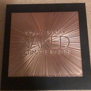 Urban decay naked ultimate basics matte